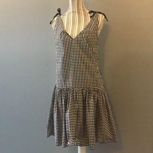 Gingham Cynthia Rowley plaid dress
